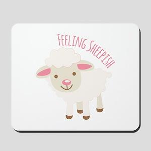 Feeling Sheepish Mousepad