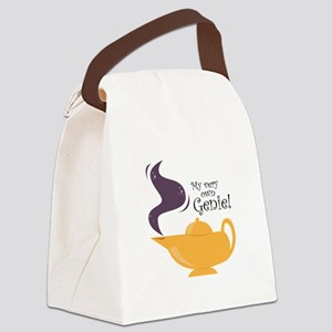 My Very Own Genie! Canvas Lunch Bag