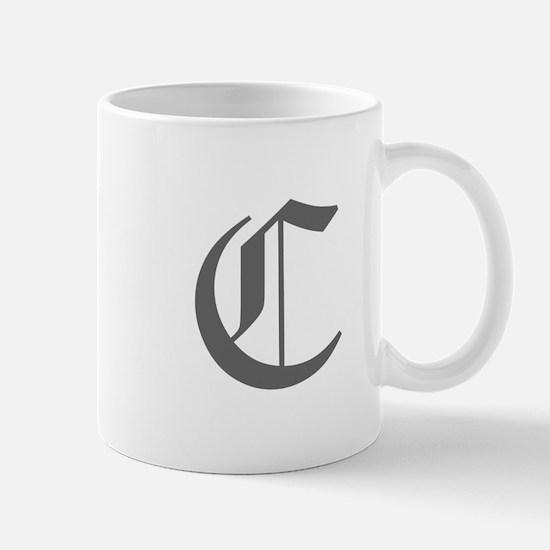 C-oet gray Mugs
