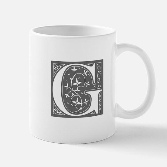 G-fle gray Mugs