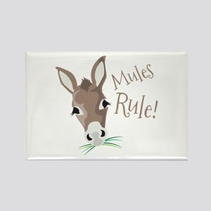 Mules Rule Magnets