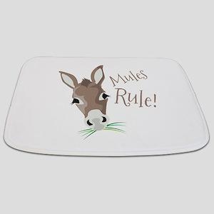 Mules Rule Bathmat