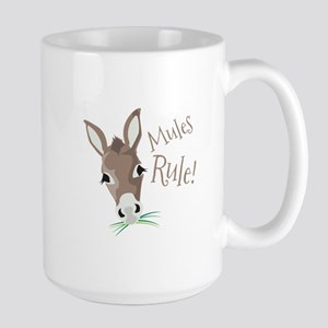 Mules Rule Mugs
