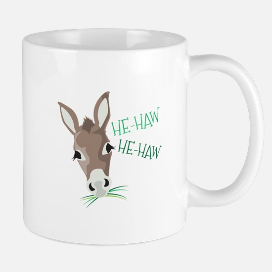 He-Haw Mugs