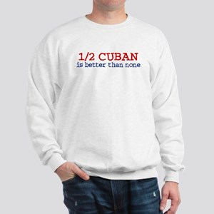 Half Cuban Sweatshirt