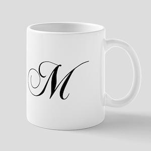 m cho black mugs