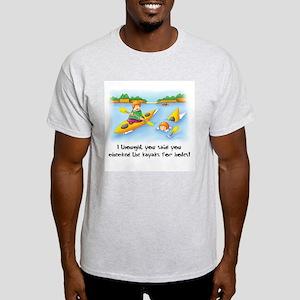 Kayak Capers Light T-Shirt