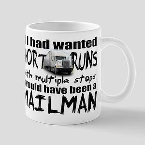 No Mailman Mugs