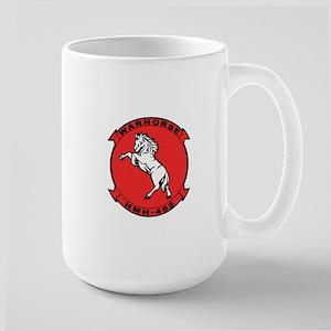 hmh465_war_horse Mugs