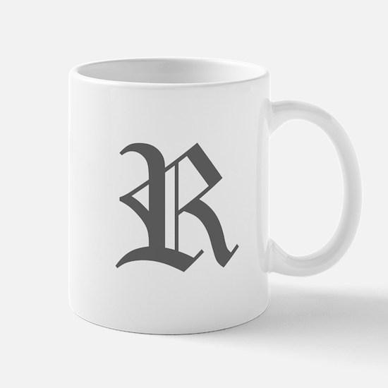 R-oet gray Mugs