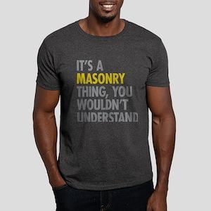 Its A Masonry Thing Dark T-Shirt