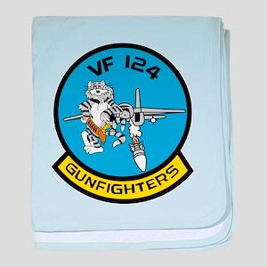 4-3-vf124logo baby blanket