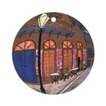 Pirates Alley Ornament (Round)