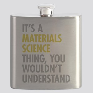 Materials Science Thing Flask