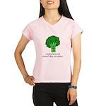 Broccoli Performance Dry T-Shirt