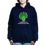 Broccoli Women's Hooded Sweatshirt