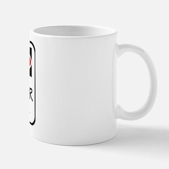 Attitude Housekeeper Mug