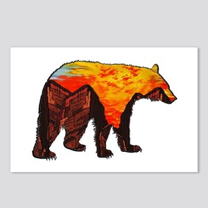 BEAR HEIGHTS Postcards (Package of 8)