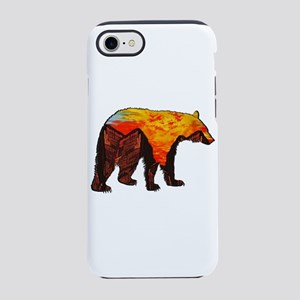 BEAR HEIGHTS iPhone 7 Tough Case