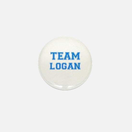 TEAM LOGAN Mini Button