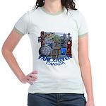 Vancouver Canada Souvenir Jr. Ringer T-Shirt