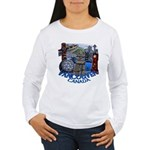 Vancouver Canada Souve Women's Long Sleeve T-Shirt