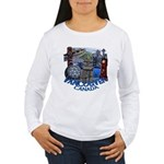 Vancouver Canada Souve Women's Long Sleeve T-Shirt
