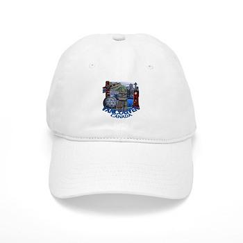 Vancouver Canada Souvenir Cap