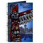 Vancouver Canada Souvenir Journal