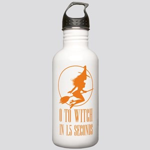 0 To Witch Stainless Water Bottle 1.0L