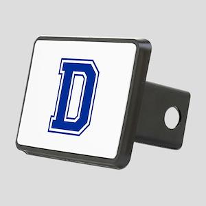D-var blue2 Hitch Cover