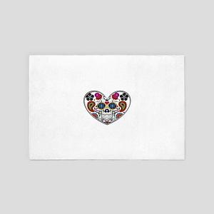 SUGAR HEART 4' x 6' Rug