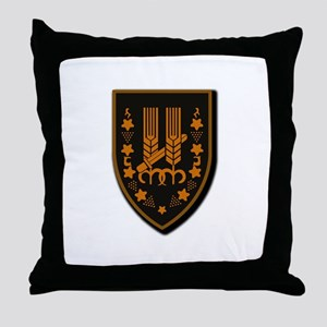 Harel.No Txt Throw Pillow