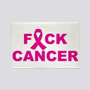F*ck Cancer Magnets
