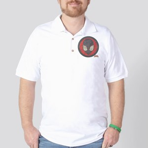 Ultimate Spider-Man Miles Morales Icon Golf Shirt