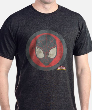 Ultimate Spider-Man Miles Morales Ico T-Shirt
