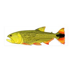 Golden Dorado Wall Decal