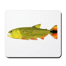Golden Dorado Mousepad