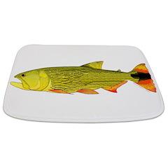 Golden Dorado Bathmat