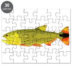Golden Dorado Puzzle