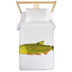 Golden Dorado Twin Duvet