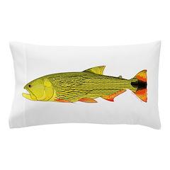 Golden Dorado Pillow Case