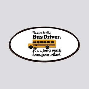 Be nice to the Bus Driver Patch