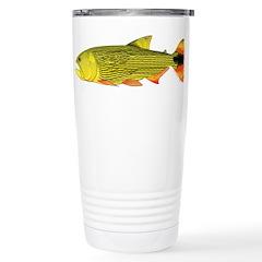 Golden Dorado c Travel Mug