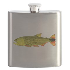 Golden Dorado c Flask