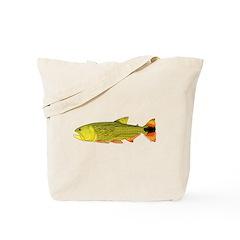 Golden Dorado c Tote Bag