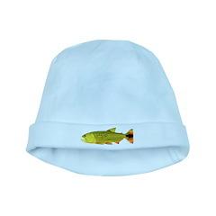 Golden Dorado c baby hat