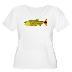Golden Dorado c Plus Size T-Shirt