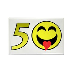 50 Rectangle Magnet (10 pack)