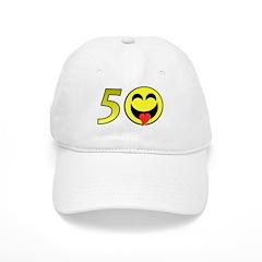 50 Baseball Cap